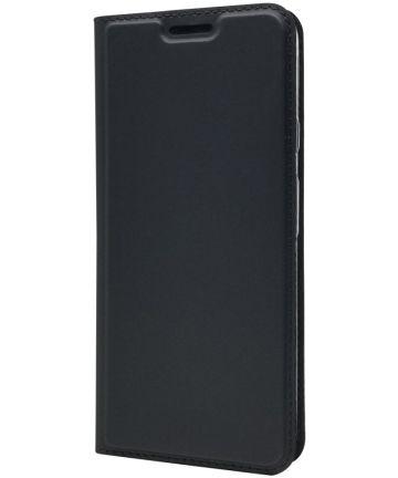 Google Pixel 4 XL Hoesje met Kaarthouder Zwart Hoesjes