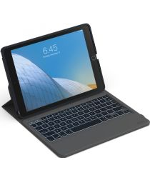 ZAGG Keyboard Rugged Messenger Apple iPad 10.2 Zwart