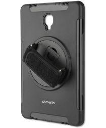 4smarts Rugged GRIP Samsung Galaxy Tab A 10.5 (2018) Hoes Zwart