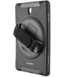4smarts Rugged GRIP Samsung Galaxy Tab S4 10.5 Hoes Zwart