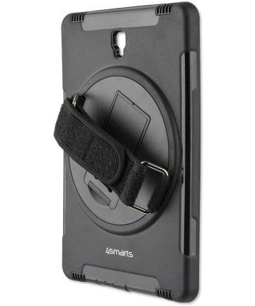 4smarts Rugged GRIP Samsung Galaxy Tab S4 10.5 Hoes Zwart Hoesjes