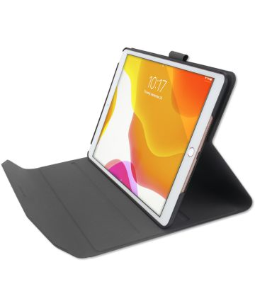 4smarts DailyBiz Book Case Apple iPad 10.2 Zwart Hoesjes