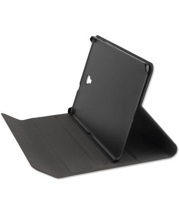 4smarts DailyBiz Book Case Samsung Galaxy Tab A 10.5 Zwart
