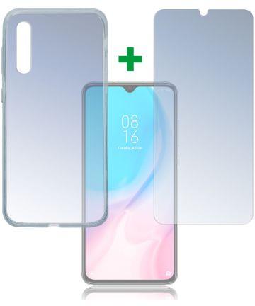 4smarts 360° Protection Cover Xiaomi Mi 9 Lite Transparant Hoesjes
