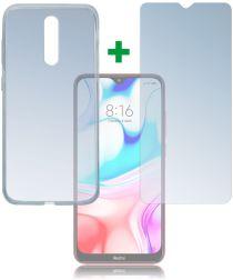 4smarts 360° Protection Cover Xiaomi Redmi 8 Transparant