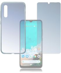4smarts 360° Protection Cover Xiaomi Mi A3 Transparant