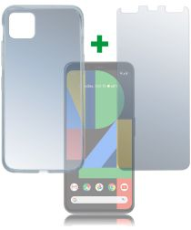 4smarts 360° Protection Limited Cover Google Pixel 4 Transparant
