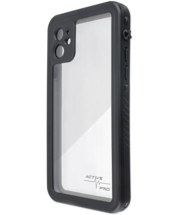 4smarts Active Pro STARK Apple iPhone 11 Hoesje Waterbestendig Zwart Hoesjes