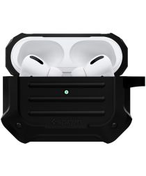 Spigen Tough Armor Apple AirPods Pro Hoesje Zwart