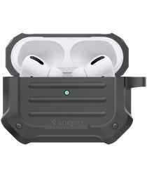 Spigen Tough Armor Apple AirPods Pro Hoesje Grijs