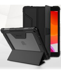 Nillkin Bumper Book Case Apple iPad 10.2 (2019) Zwart