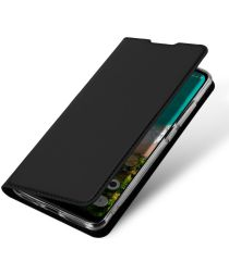 Dux Ducis Xiaomi Mi A3 Bookcase Hoesje Zwart