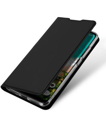 Dux Ducis Xiaomi Mi A3 Bookcase Hoesje Zwart Hoesjes