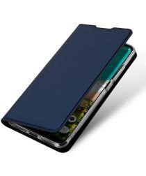 Dux Ducis Skin Pro Series Xiaomi Mi A3 Flip Hoesje Blauw