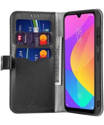 Dux Ducis Kado Series Xiaomi Mi A3 Portemonnee Hoesje Zwart Hoesjes