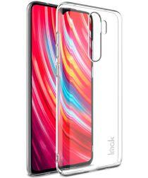 Xiaomi Redmi Note 8 Pro Hoesje + Screen Protector Transparant