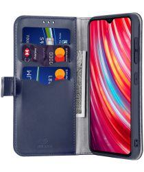 Dux Ducis Kado Series Xiaomi Redmi Note 8 Pro Portemonnee Hoesje Blauw
