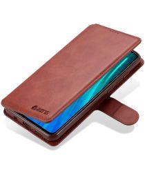 Xiaomi Redmi Note 8 Pro AZNS Portemonnee Stand Hoesje Bruin