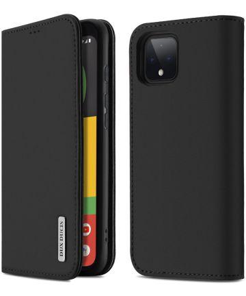 Dux Ducis Wish Series Google Pixel 4 XL Hoesje Zwart Hoesjes