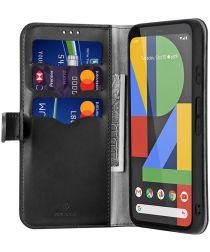Dux Ducis Kado Series Google Pixel 4 XL Portemonnee Hoesje Zwart