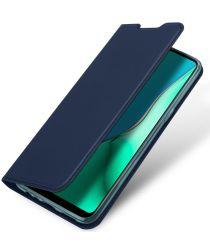 Dux Ducis Skin Pro Series Oppo A5 / A9 (2020) Flip Hoesje Blauw
