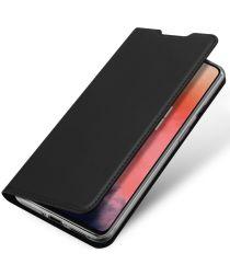 Dux Ducis Skin Pro Series OnePlus 7T Flip Hoesje Zwart