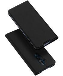 Dux Ducis Skin Pro Series Book Case OnePlus 7T Pro Hoesje Zwart