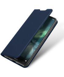 Dux Ducis Premium Book Case Nokia 6.2 / 7.2 Hoesje Blauw