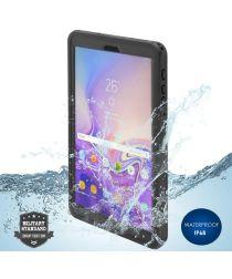 4smarts Rugged Samsung Galaxy Tab S5e Waterdichte Hoes Zwart