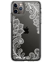Spigen Ciel by Cyrill Cecile iPhone 11 Pro Hoesje White Mandala