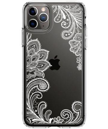 Spigen Ciel by Cyrill Cecile iPhone 11 Pro Hoesje White Mandala Hoesjes