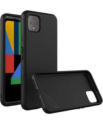 RhinoShield SolidSuit Google Pixel 4 XL Hoesje Classic Zwart Hoesjes