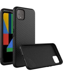 RhinoShield SolidSuit Google Pixel 4 XL Hoesje Carbon Zwart