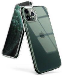 Ringke Fusion Matte Hoesje Apple iPhone 11 Pro Transparant