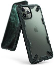Ringke Fusion X Matte Apple iPhone 11 Pro Hoesje Groen