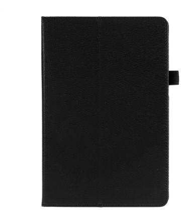 Samsung Galaxy Tab S6 Book Case met Standaard Zwart Hoesjes