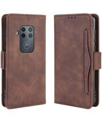 Motorola One Zoom Book Cases & Flip Cases