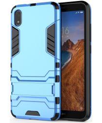 Hybride Xiaomi Redmi 7A Hoesje Blauw