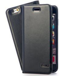 Azuri WalletCase voor iPhone 6 / 6S Zwart