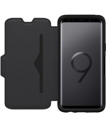 OtterBox Strada Hoesje Samsung Galaxy S9 Zwart Hoesjes