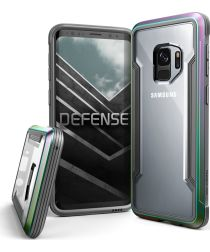 Defense Shield Samsung Galaxy S9 Hoesje Iridescent Shockproof