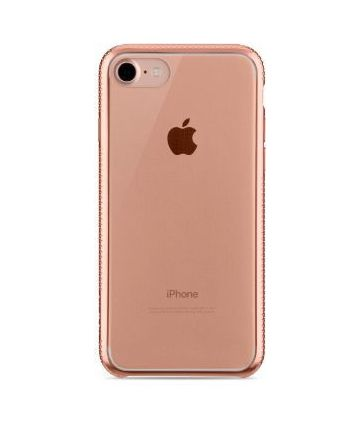 Belkin Air Protect TPU Hoesje iPhone 7 / 8 Roze Transparant