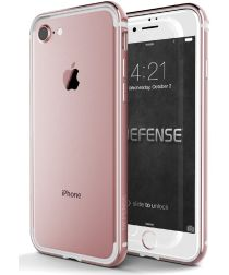 Defense Edge Apple iPhone SE 2020 Hoesje Bumper Roze Goud
