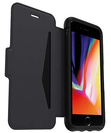 Otterbox Strada Hoesje Apple iPhone 7 Zwart