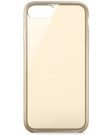Belkin Air Protect TPU Hoesje iPhone 7 / 8 Goud Transparant