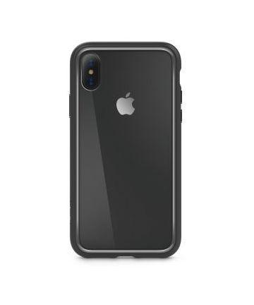 Belkin Air Protect TPU Hoesje iPhone X Zwart Transparant