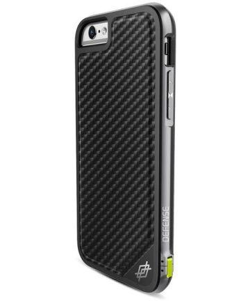 X-Doria Defense Lux Hoesje Apple iPhone 6 Plus / 6S Plus Zwart