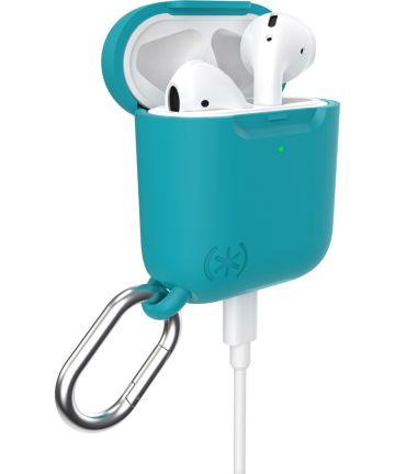 Speck Presidio Pro Apple AirPods Hoesje Blauw Hoesjes