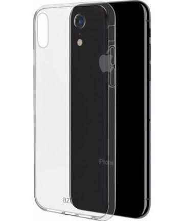 Azuri case TPU iPhone Xr Transparant Hoesjes