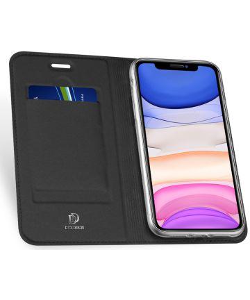 Dux Ducis Skin Pro Series Apple iPhone 11 Hoesje Zwart Hoesjes